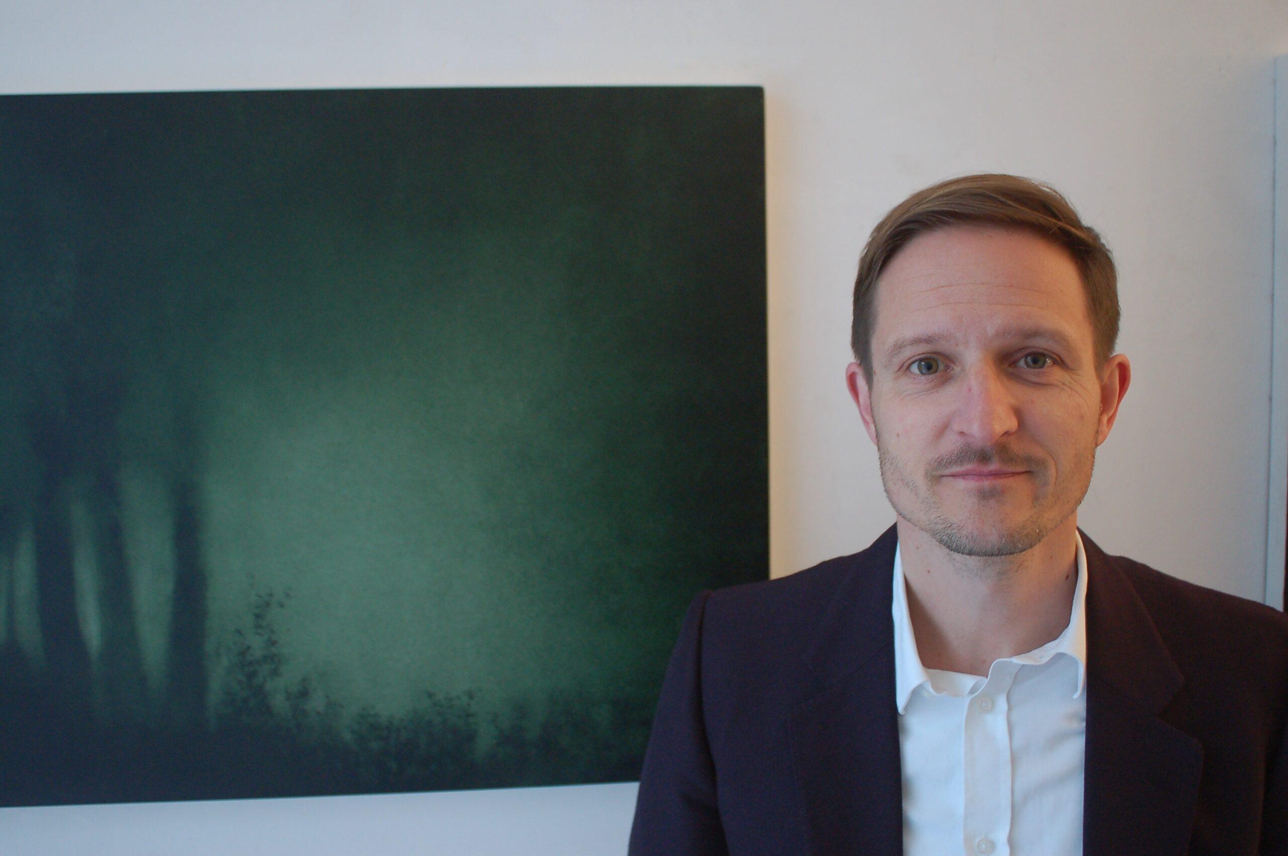 Bertram Hasenauer 2016, Foto: Kruessmann