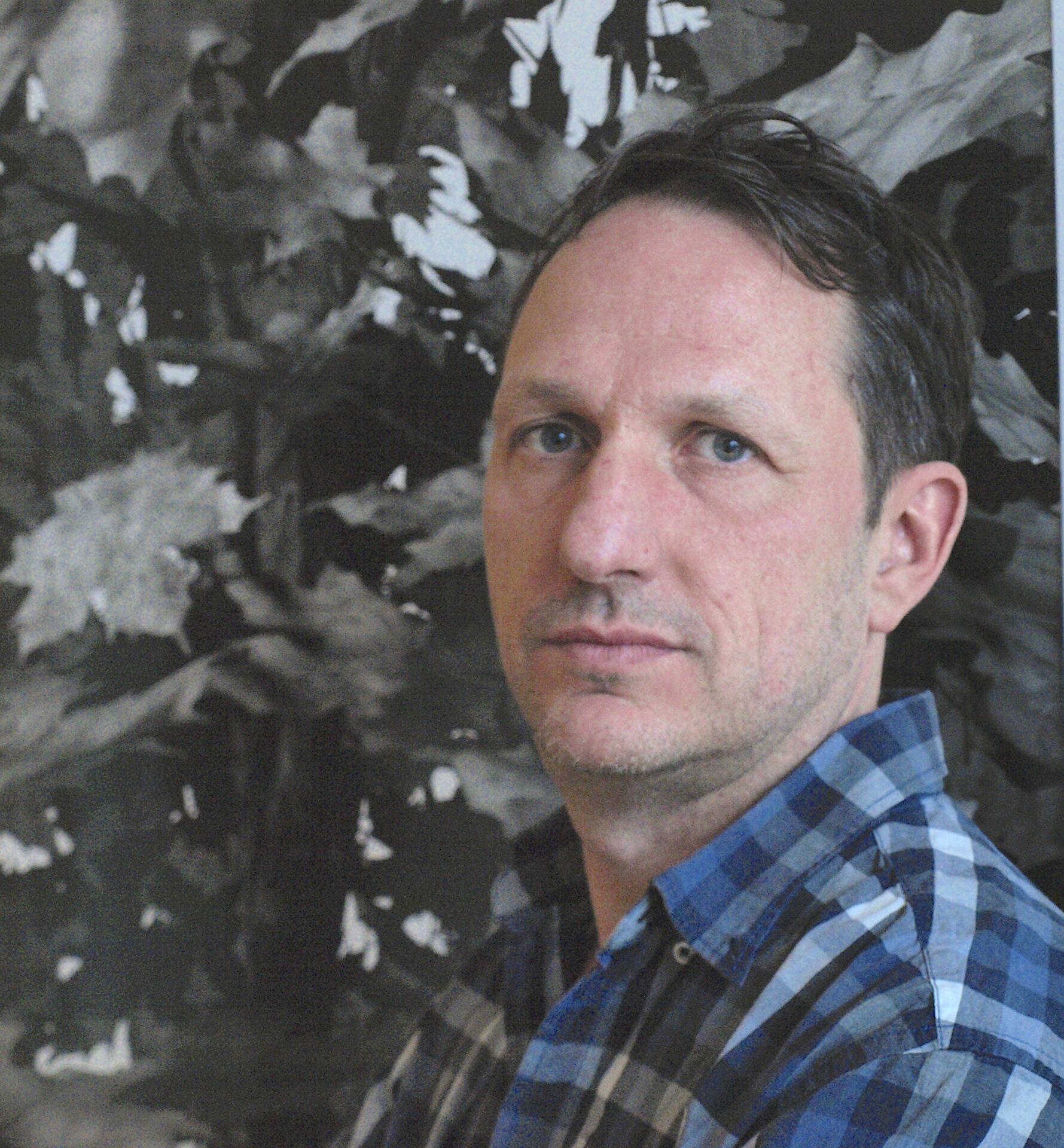 Thomas Henninger 2016, Foto: Holger Krüssmann