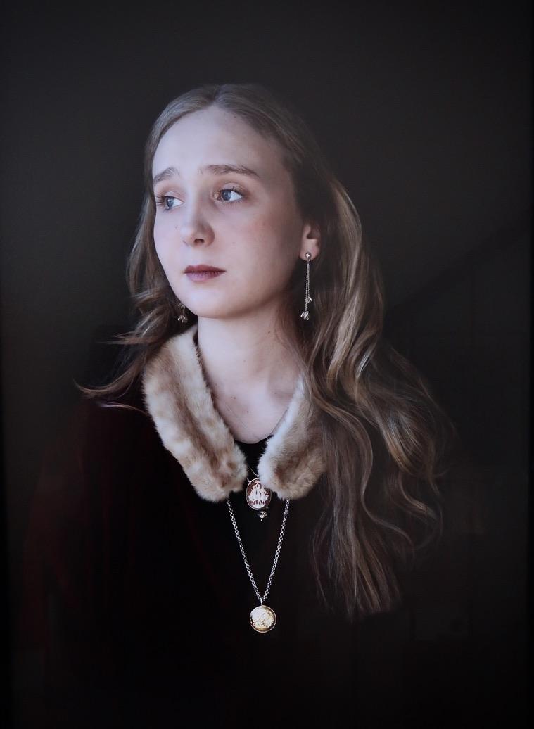 Carla van de Puttelaar, Flora Crichton-Stuart 2018
