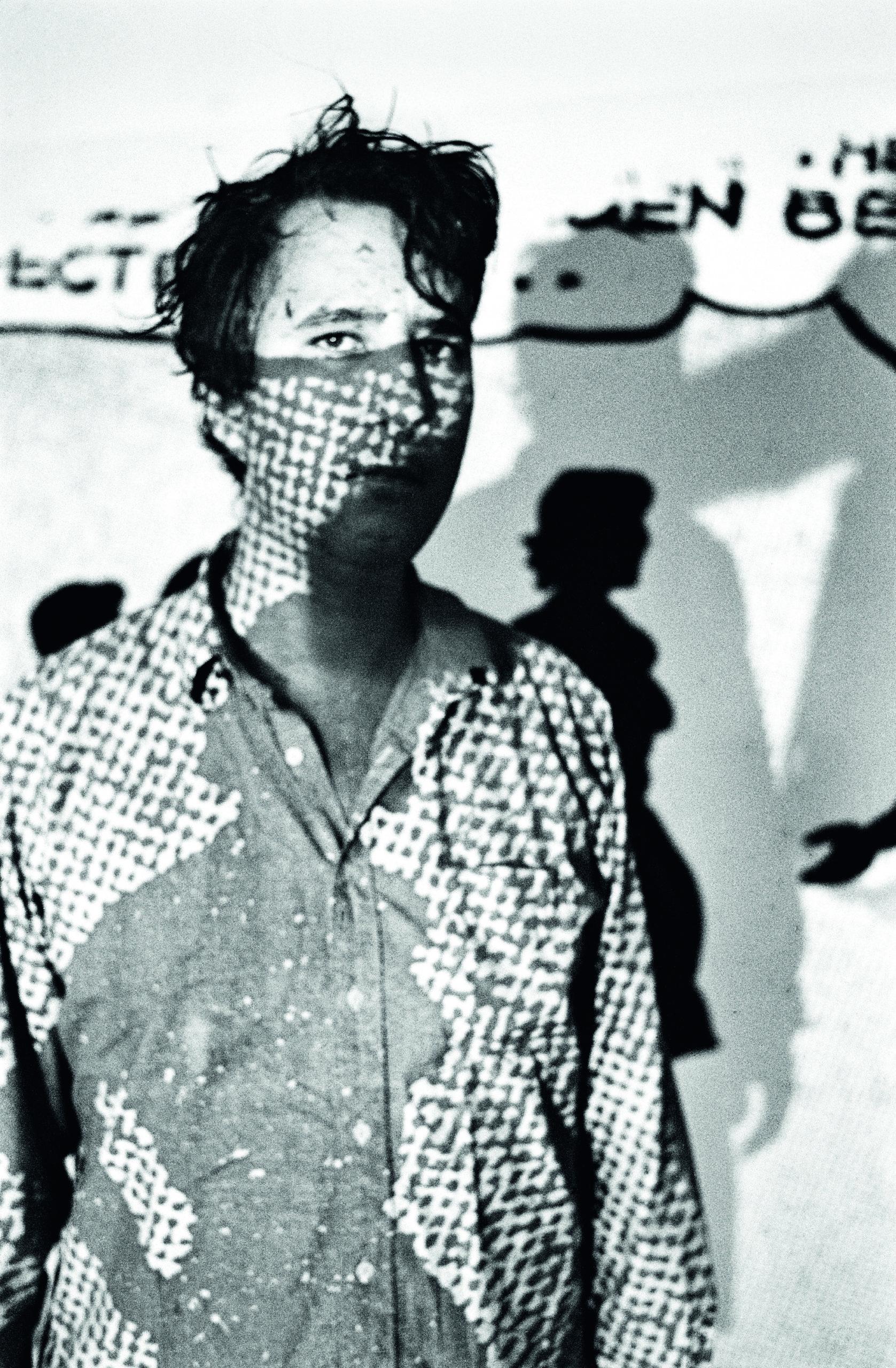 "Andrea Stappert "" Raymond Pettibon."" Berlin 1998 Sammlung Wemhöner"