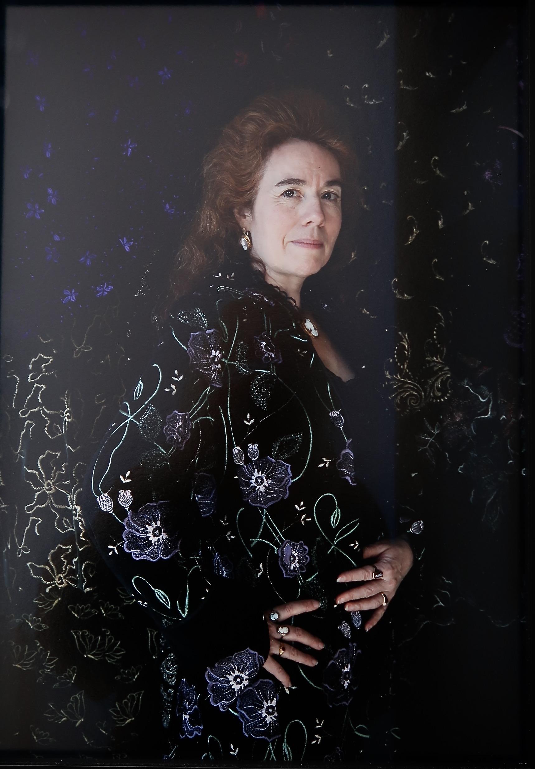 Carla van de Puttelaar, self 2020