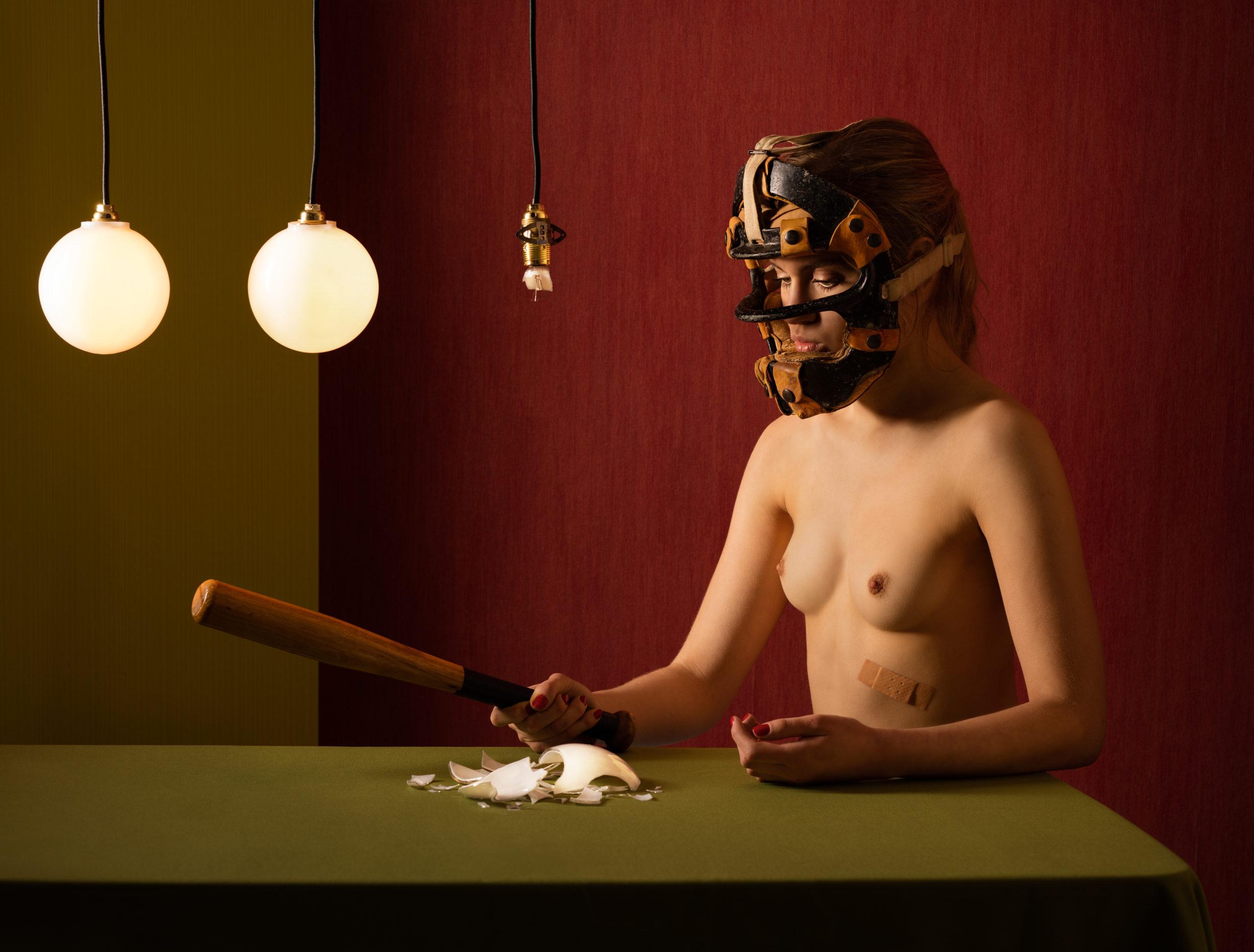 Horst Kistner, face_2_brown