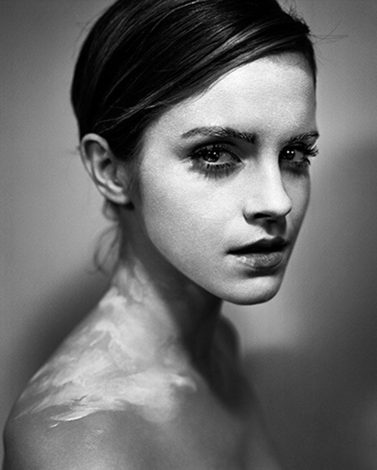 """Vincent Peters """"Emma-Watson"""" London 2012 © Vincent Peters"""