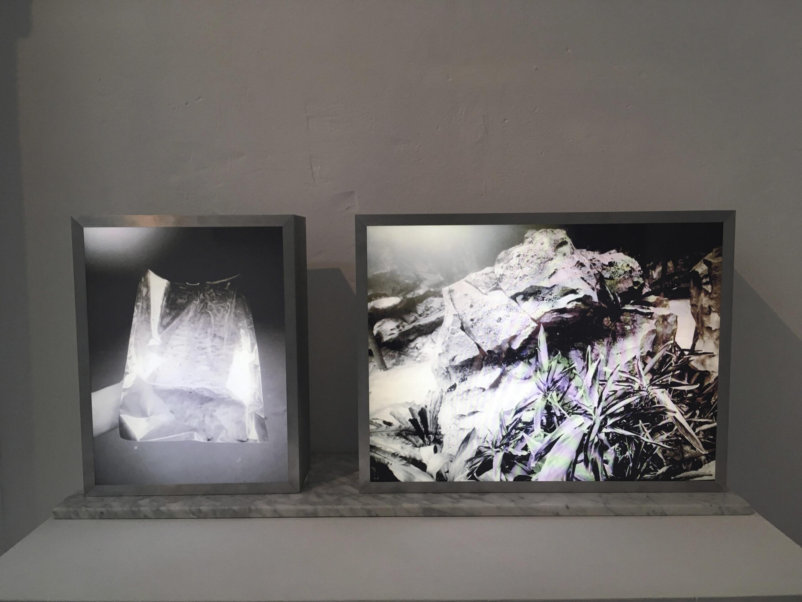 Pia Kintrup_the stone_the nonexistent areas are of particular interest_Print auf Aluminium Lightbox_45 cm x 60 cm x 15 cm_install01