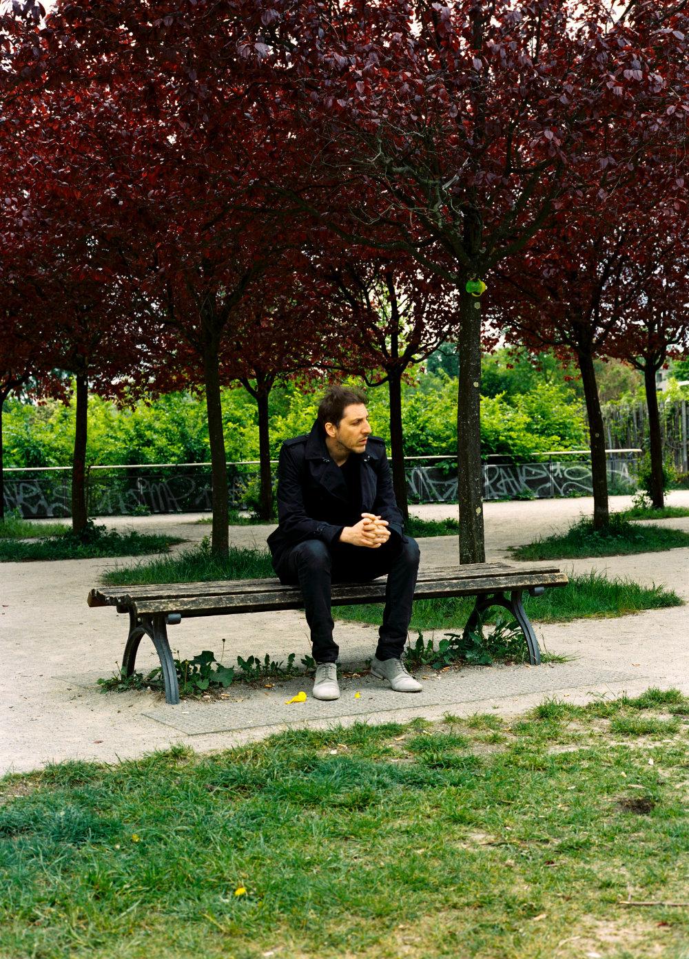 Aldo Cristofaro; Foto: Mario Dollinger